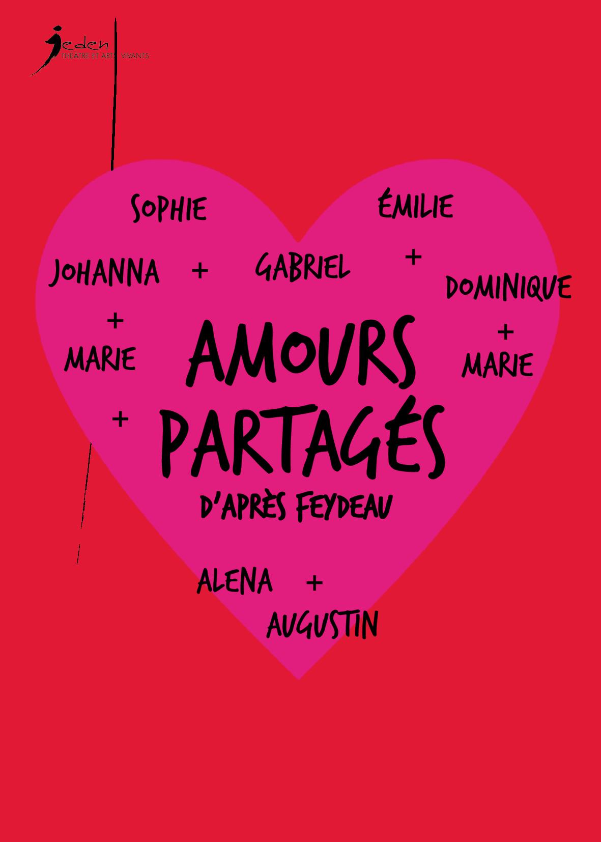 Amours partagées