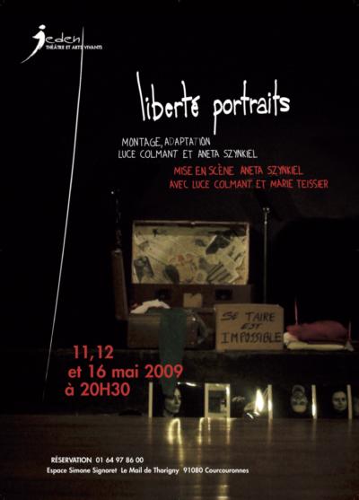 Liberté portraits